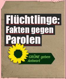 Flüchtlinge: Fakten gegen Parolen